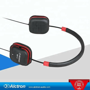 DEMO Alctron HE120 On-Ear Music Headphone Monitor