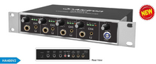 DEMO Alctron HA400V2 4 channel headphone amplifier