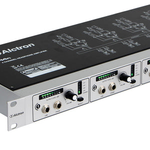 DEMO Alctron H4N 4 Channel Headphone Amplifier