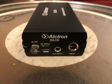 DEMO Alctron HA106 Wireless Battery Powered Rechargable Headphone Amplifier