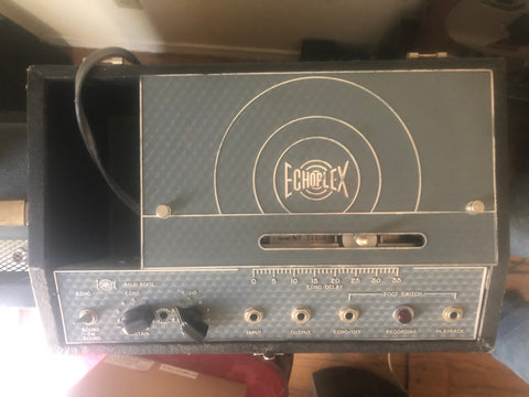 Maestro Echoplex EP-3 Tape Echo Delay Unit owned by Alphonse Mouzon
