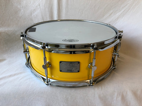 Canopus NV60-M3 Snare Drum Owned by Alphonse Mouzon