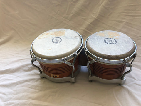 Latin Percussion Vintage Bongos owned by Alphonse Mouzon