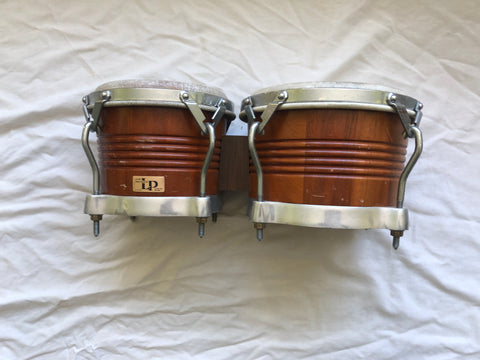 Latin Percussion Bongo drums owned by Alphonse Mouzon