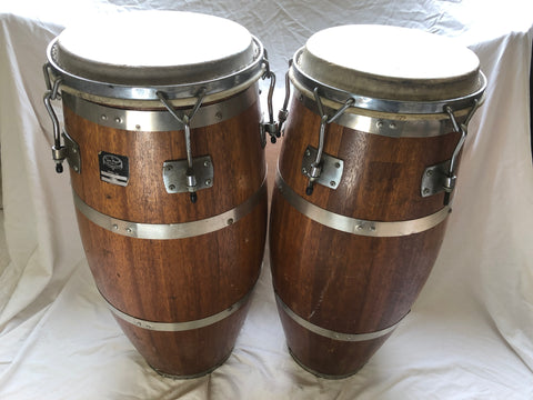 Gon Bops T-3000 Congas Owned by Alphonse Mouzon