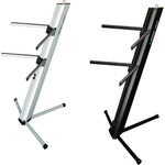 Alctron KS100 2-Tier Keyboard Stand
