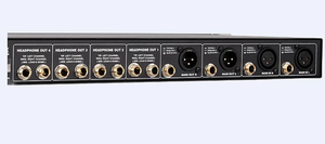 DEMO Alctron HP400 V2 4 Channel Studio Headphone Amplifier