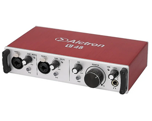 DEMO Alctron U48 Live External USB Audio interface