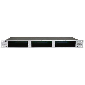 "Alctron Rack3 3-Space 500 Series Rack Chassis 19"" (Without Power Supply)"