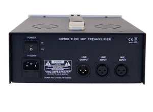 Alctron MP100 Tone Blending Tube Solid State Microphone Preamp