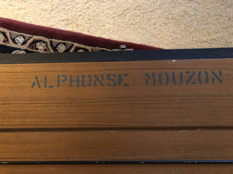 Hohner D6 Clavinet Owned by Alphonse Mouzon