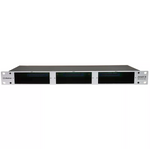 Alctron Rack3 500 Series Rack w/ MPS-1 Power Supply 3-space 19""