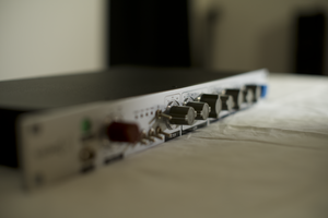 N-SONIC N73 STRIP Preamp and Equalizer Channel Strip