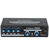 Alctron DMC02 Passive Studio Monitor Controller Switcher Selector plus Headphone Amplifier