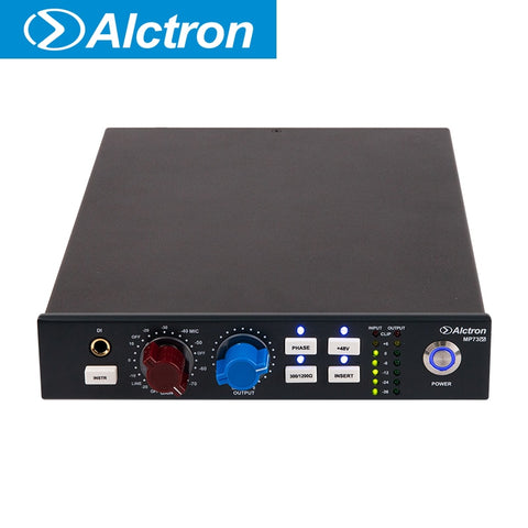 Alctron MP73V2 single channel 1073 microphone preamp and DI