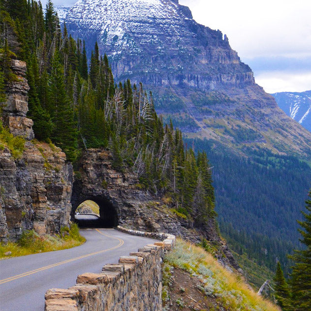 Tips for Going-to-the-Sun Road in All Seasons