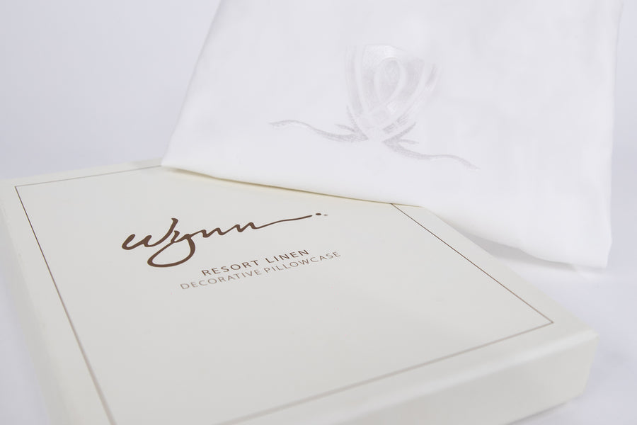 Wynn Resorts Decorative Pillowcase