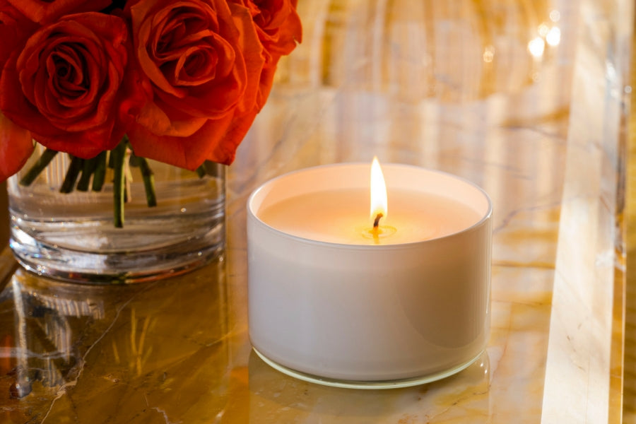 Asian Rain Fragrance - Candle