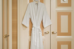 Wynn Resorts Signature Bathrobe Hanging