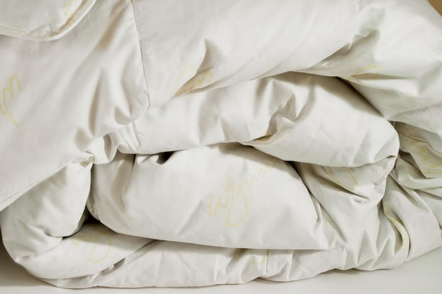 Wynn Resorts Down Comforter Detail