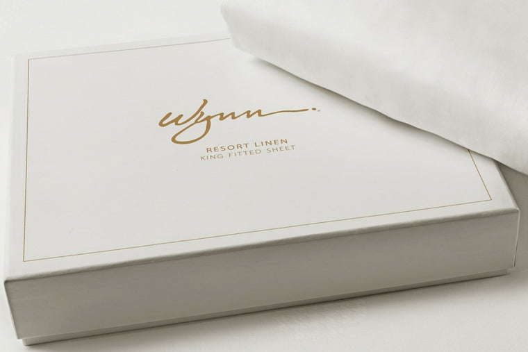 Wynn Resorts Fitted Sheet
