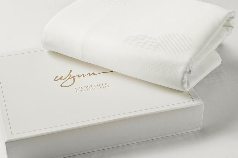 Wynn Resorts Flat Sheet