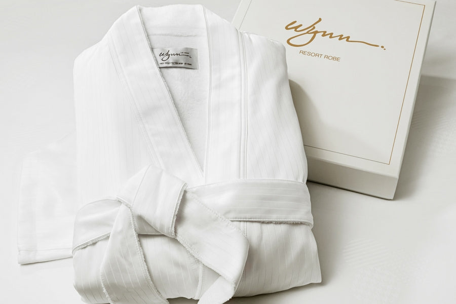 Wynn Signature Bath Robe Gift Boxed