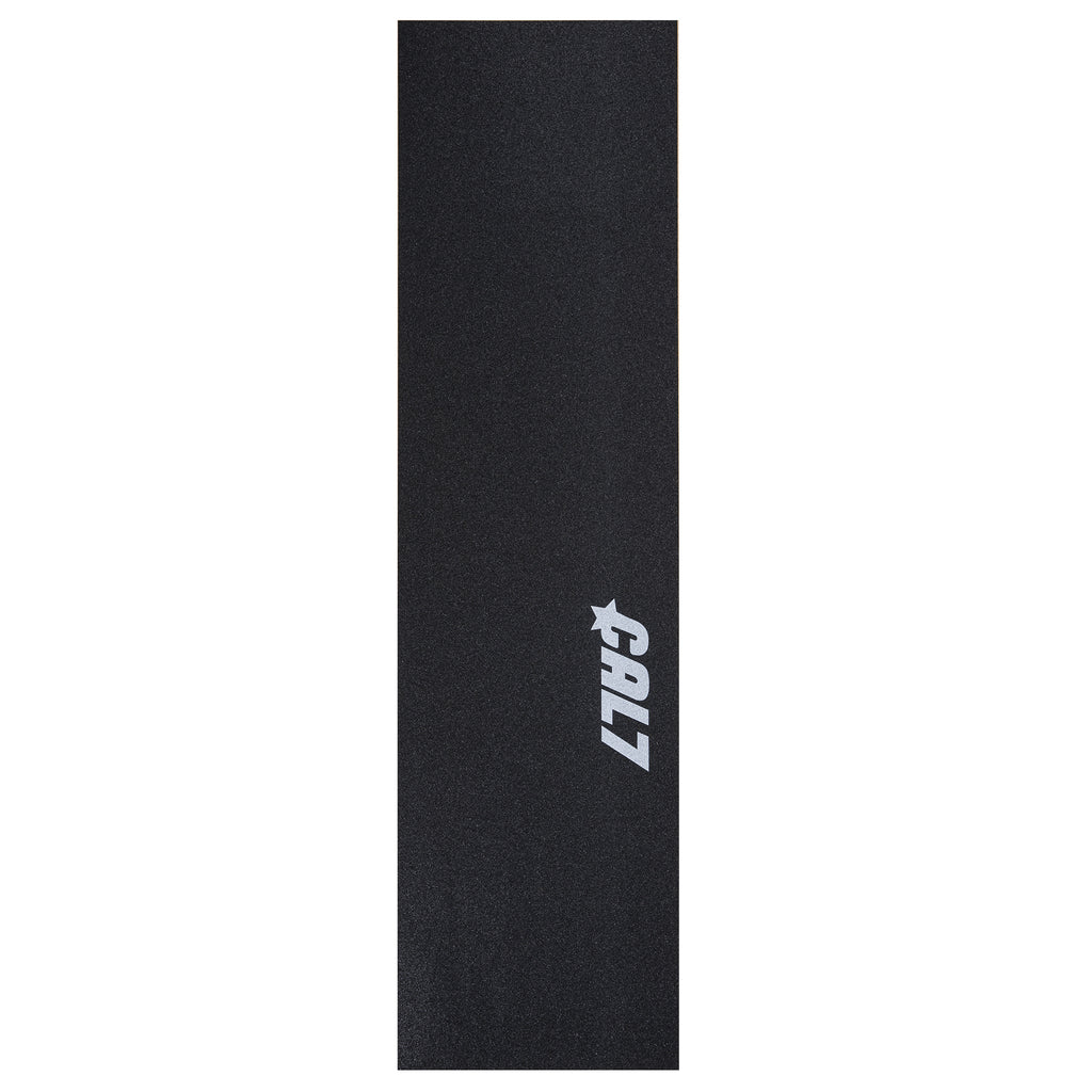 Cal 7 skateboard griptape with CalStar design