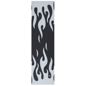Cal 7 griptape with flames design