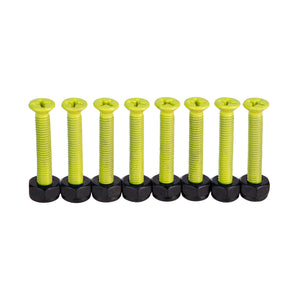 Skateboard Bolts 1""