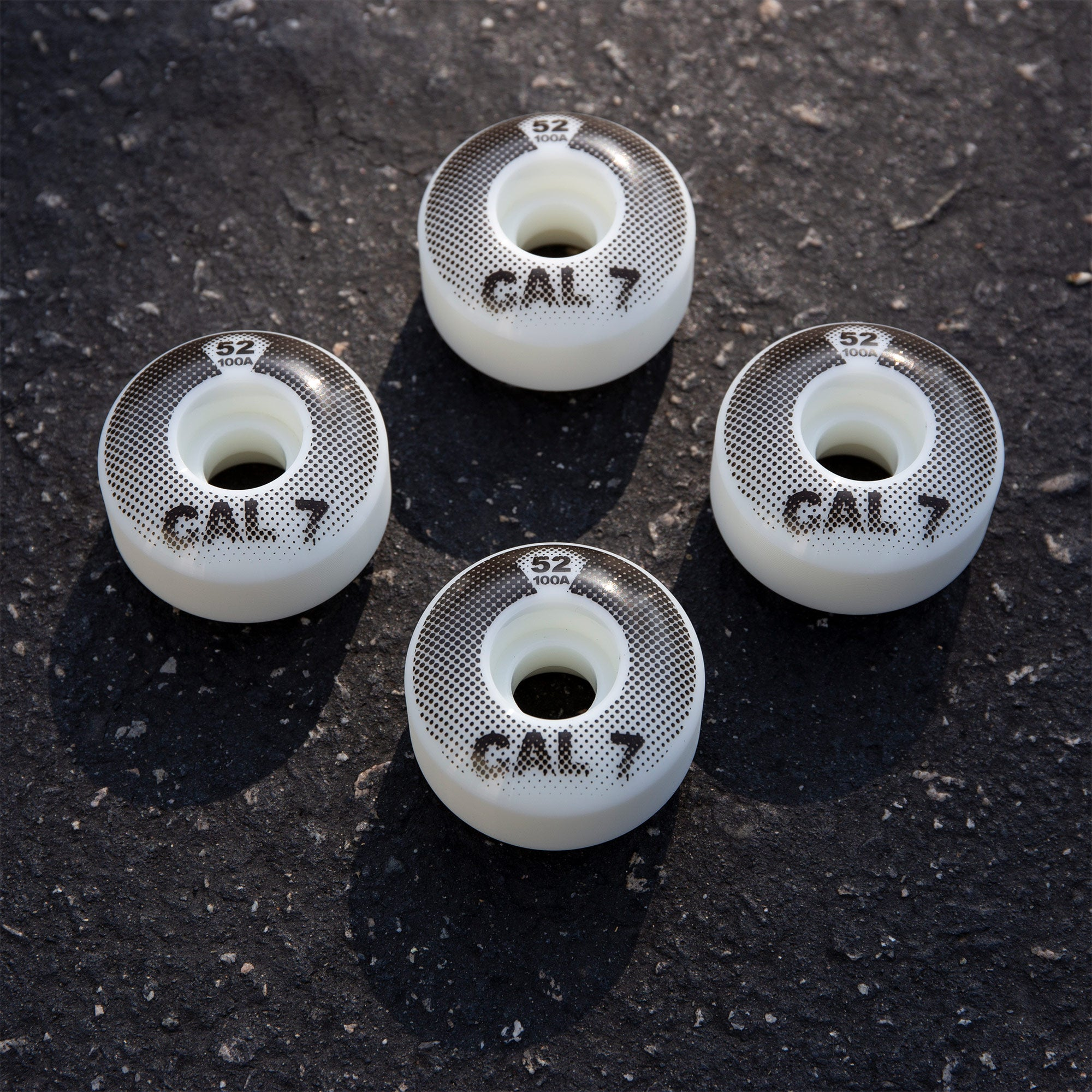 Arcade Wheels 52mm