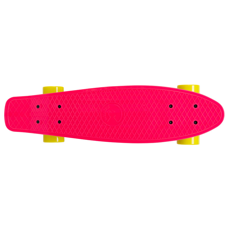 Hibiscus Mini Cruiser 22""