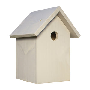 Bird Box, Muted Clay. Can be personalised - Wudwerx