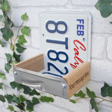 Bird Feeder, Utah License Plate Bird Feeder, Can be personalised. - Wudwerx