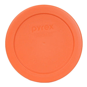 Pyrex 2 Cup Round Storage Cover #7200-PC for Glass Bowls (Multiple Colors)