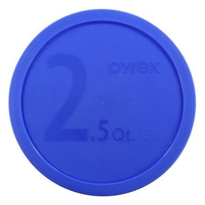 Pyrex 325-PC Lid for 2.5-Quart (2.4L) Mixing Bowl (Multiple Colors)