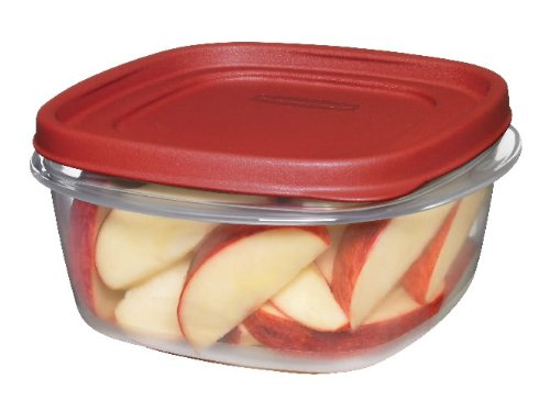 Rubbermaid Easy Find Lid Square 5-Cup Food Storage Container