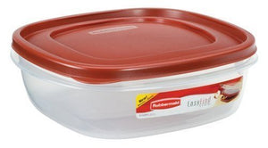 Rubbermaid Easy Find Lid Square 9-Cup Food Storage Container