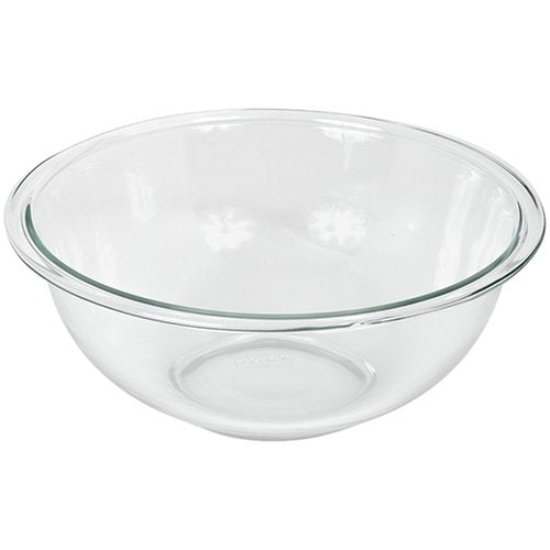 Pyrex Prepware 2.5 Quart Glass Mixing Bowl