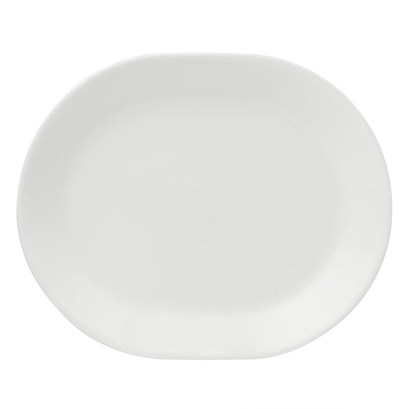 Corelle Livingware 12-1/4-Inch Serving Platter (Multiple Colors)
