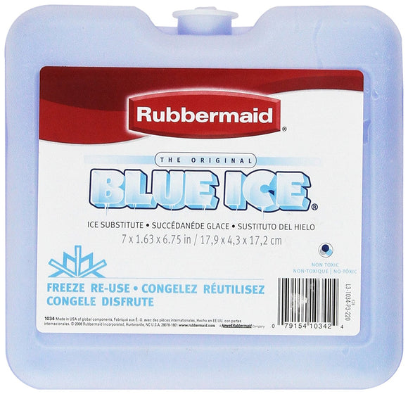 Rubbermaid Blue Ice Brand Weekender Pack - Large
