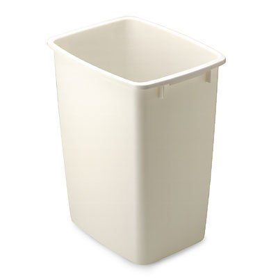 Rubbermaid Large Rectangle Wastebasket 36 Quart