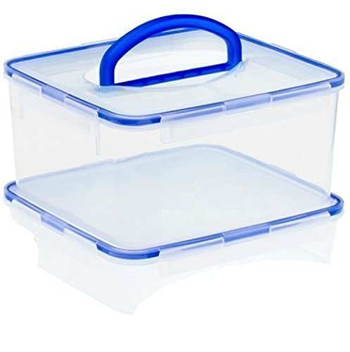 Snapware 185 Cup Large Rectangle Storage Container With Handle