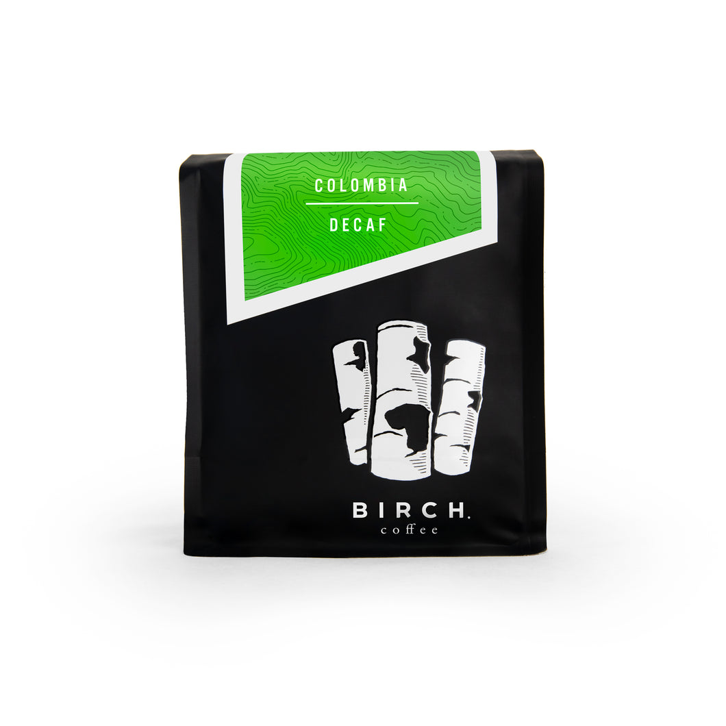 Sugarcane EA Decaf Colombia
