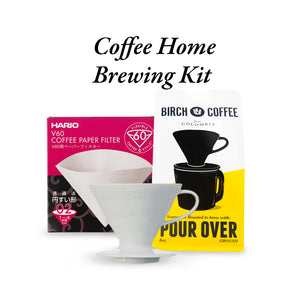 Coffee Home Brewing Kit