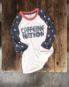 Caffeine Nation Tee
