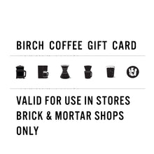 Gift Card - Stores