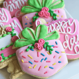 Time To Celebrate! | Decorated Birthday Cookies | Gift