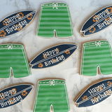 Happy Birthday | Surf's Up Boys! - Southern Sugar Bakery