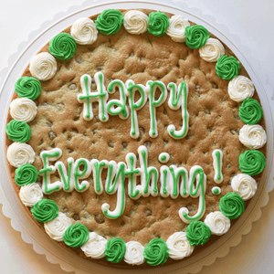 Custom Cookies - Decorated Cookie Cake (Raleigh Pick-up Only) - Southern Sugar Bakery